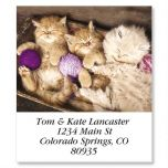 3 Little Kittens Select Address Labels