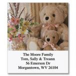 Teddy Bear Magic Select Address Labels  (12 Designs)