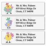 Little Chickee Classic Address Labels  (3 Designs)