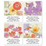 Belle Fleur  Select Address Labels