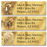 Golden Trimmings Classic Address Labels  (3 Designs)