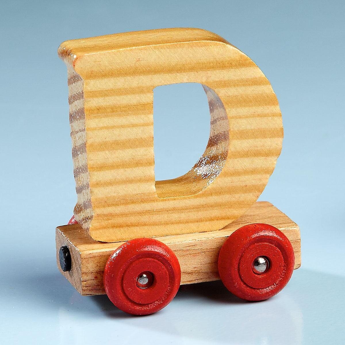 Car Letter D