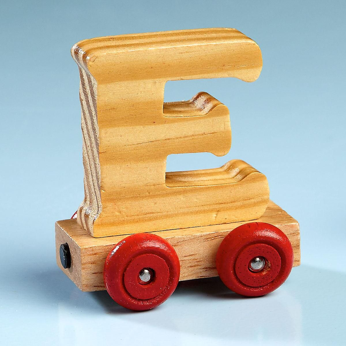 Car Letter E