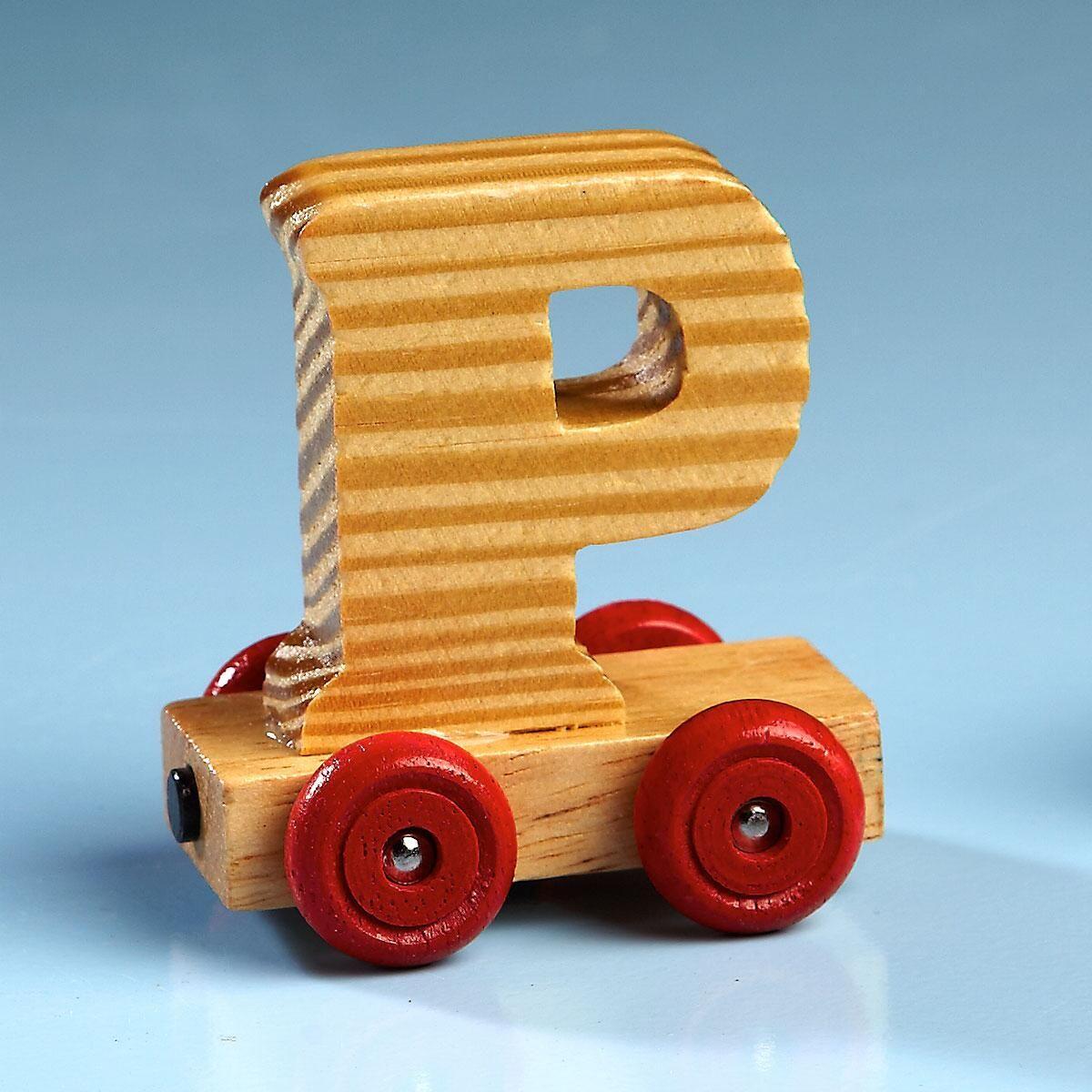 Car Letter P