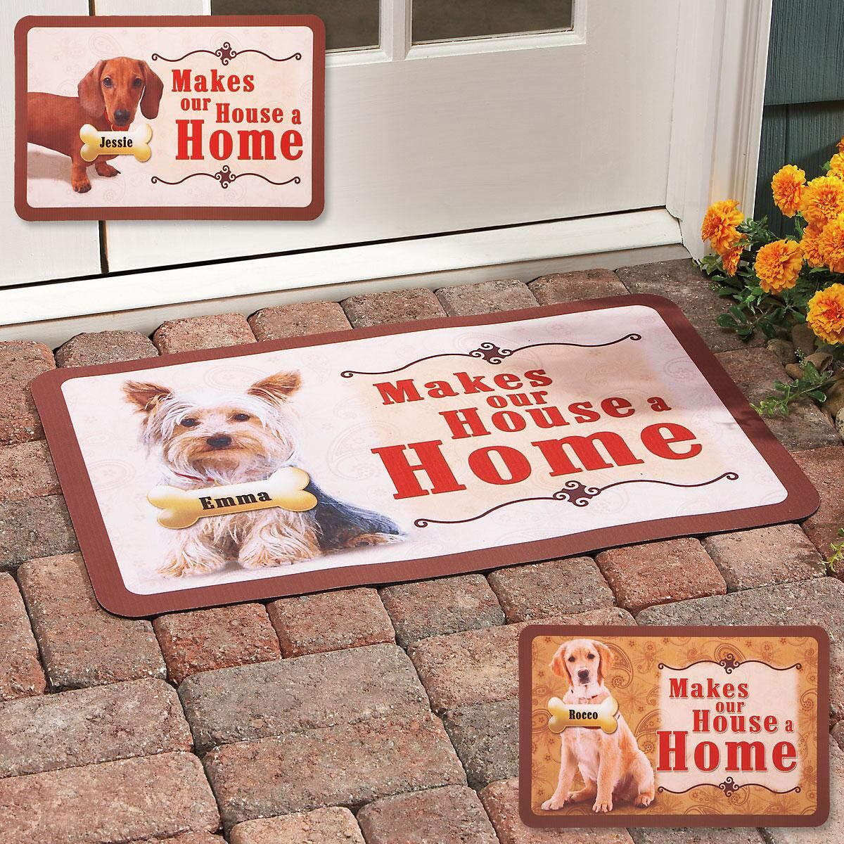 ...Makes Our House A Home Doormat