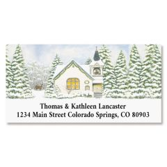 Christmas Address Labels & Holiday Address Labels | Colorful Images