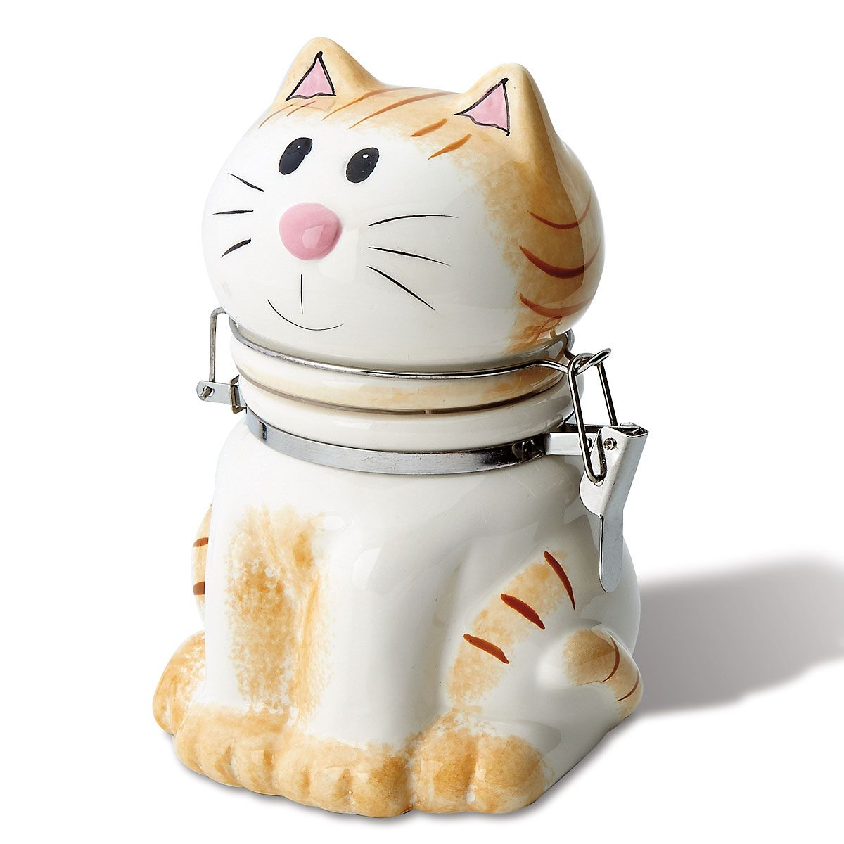Sitting Pretty Cat Canister