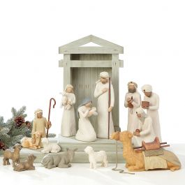 Willow Tree® for Demdaco  Nativity Set - set of 14