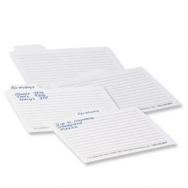 Cropper Hopper™ 12 Index Cards
