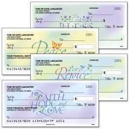 Expressions of Faith Personal Single Checks