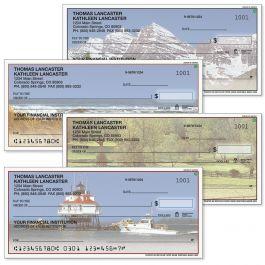 Scenes of America Personal Single Checks