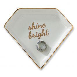 Diamond Trinket Dish