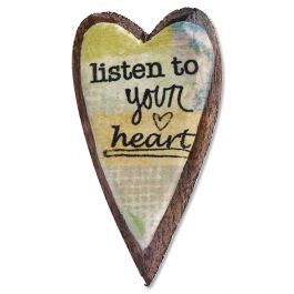 analysis of listener s wooden heart Off by heart is an exciting new initiative from the bbc which off by heart: the listeners - walter de la mare (no a note form poetry analysis of the charge of.
