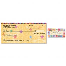 Stars on Parade Duplicate Checks With Matching Address Labels