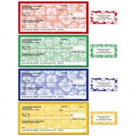 Aloha Duplicate Checks With Matching Address Labels