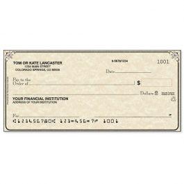 Antique Duplicate Checks