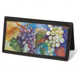 Bacchus  Checkbook Covers - Non-Personalized