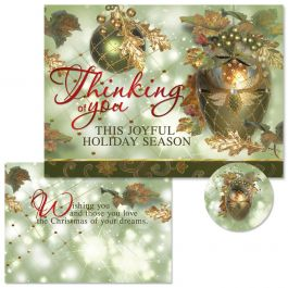 Pineville Estates Christmas Cards - Nonpersonalized