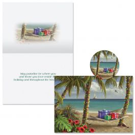 Can You Imagine Christmas Cards  -  Nonpersonalized