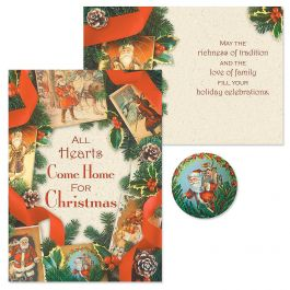 Timeless Christmas Christmas Cards -  Nonpersonalized