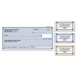 Plain & Simple Duplicate Checks With Matching Address Labels