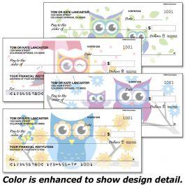 Owluminations Single Checks