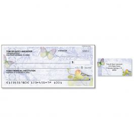 Exotic Prints Duplicate Checks with Matching Address Labels