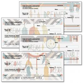 Dreamcatchers Personal Single Checks