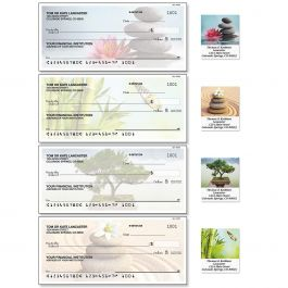 Zen Single Checks with Matching Address Labels