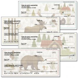 Woodland Lodge Personal Single Checks