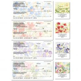 Natures Grace Single Checks with Matching Labels