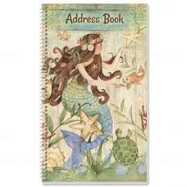 Seas the Day Lifetime Address Book