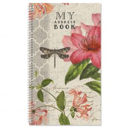 Fresh Essence Lifetime Address Book