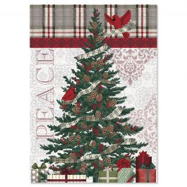 Warmest Wishes Christmas Cards - Personalized