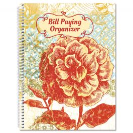 Garden Party Bill Paying Organizer