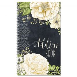 Simply Blessed Lifetime Address Book