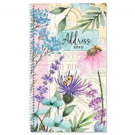 Wildflower Sanctuary Lifetime Address Book