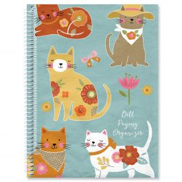 Cat Patch Bill Paying Organizer