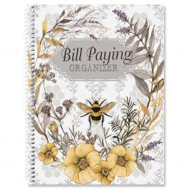 Sweet Bee Bill Paying Organizer