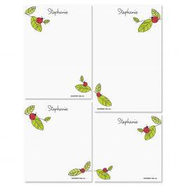 Ladybugs Notepad Set