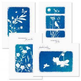 Impressions Sympathy Greeting Cards - Set 8