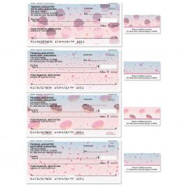 Stay Sweet Single Checks with Matching Labels