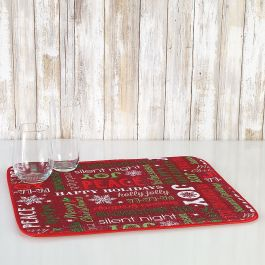 Seasons Microfiber Drying Mat