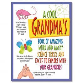 A Cool Grandma Activity Book