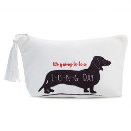 Dachshund Cosmetic Bag