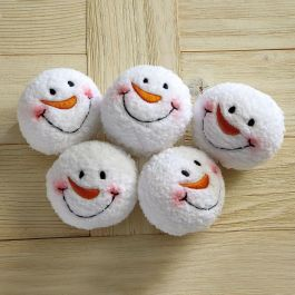 Set of 10 Extra Snowballs