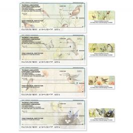 Meadow Single Checks With Matching Address Labels