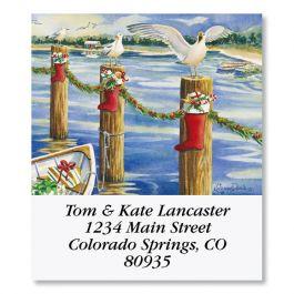 Warm Christmas Select Christmas Address Labels