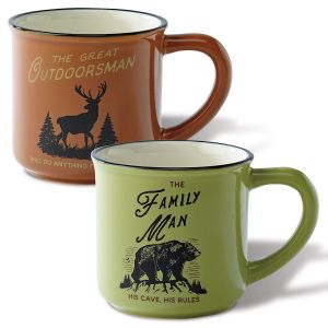Man Cave Novelty Mugs