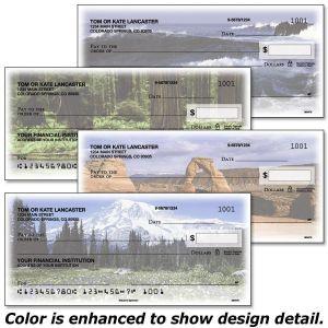 Nature's Splendor Duplicate Checks